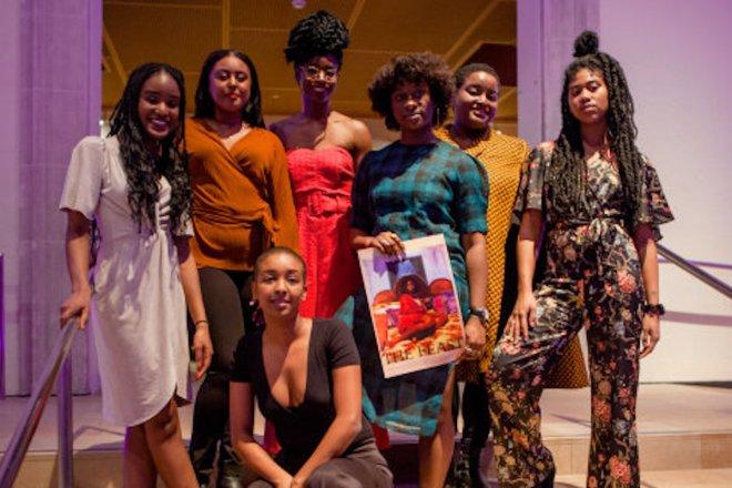 African American Art, Black Art, Black Wimmin Artists, KOLUMN Magazine, KOLUMN, KINDR'D Magazine, KINDR'D, Willoughby Avenue, WRIIT, Wriit,