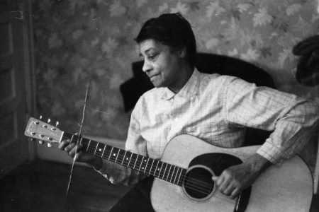 Elizabeth Cotten, African American Music, Folk Music, Black Music, Willoughby Avenue, KOLUMN Magazine, KOLUMN, KINDR'D Magazine, KINDR'D, Willoughby Avenue, WRIIT, Wriit,