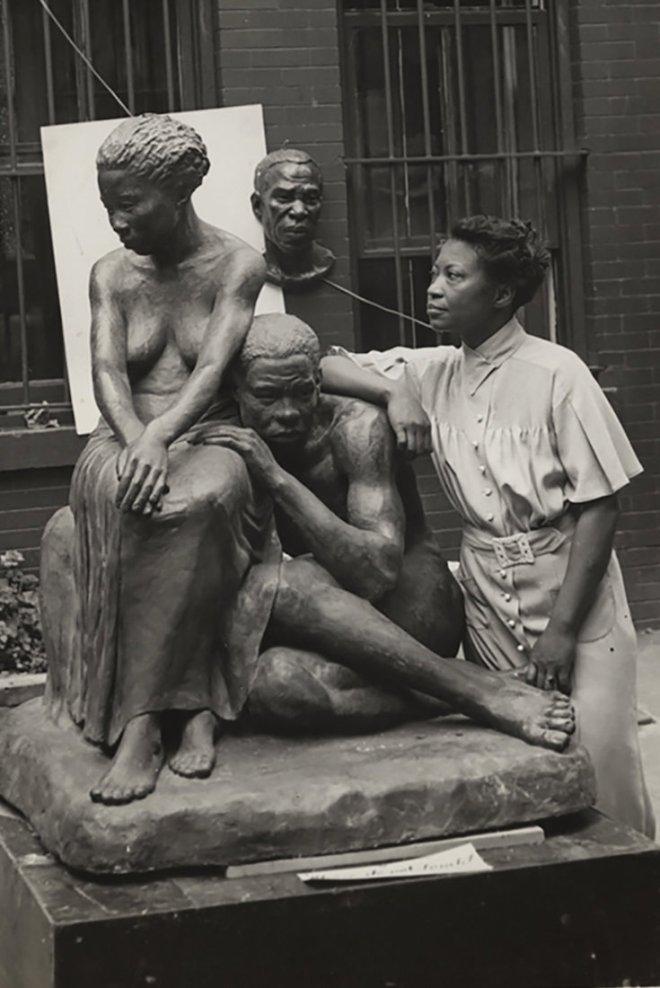 Augusta Savage, African American Art, Black Art, KOLUMN Magazine, KOLUMN, KINDR'D Magazine, WRIIT, Wriit,