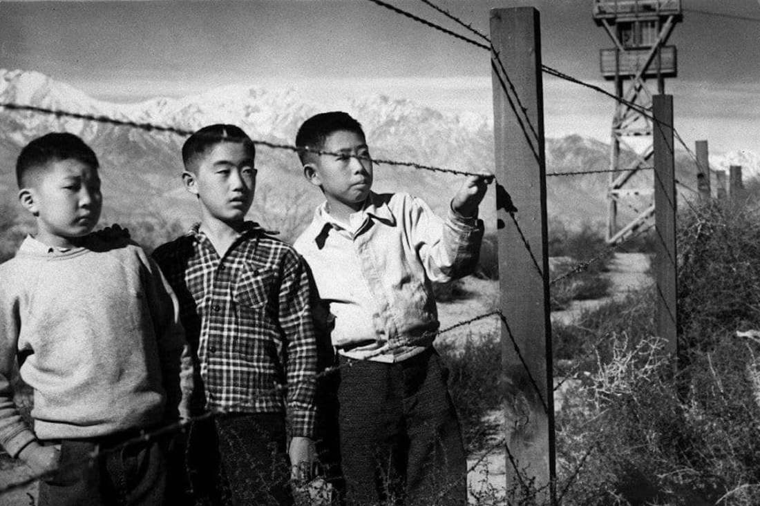 Manzanar Internment Camp, Japanese Internment, Japanese American, 1940 Census, KOLUMN Magazine, KOLUMN, KINDR'D Magazine, KINDR'D, Willoughby Avenue, WRIIT, Wriit,