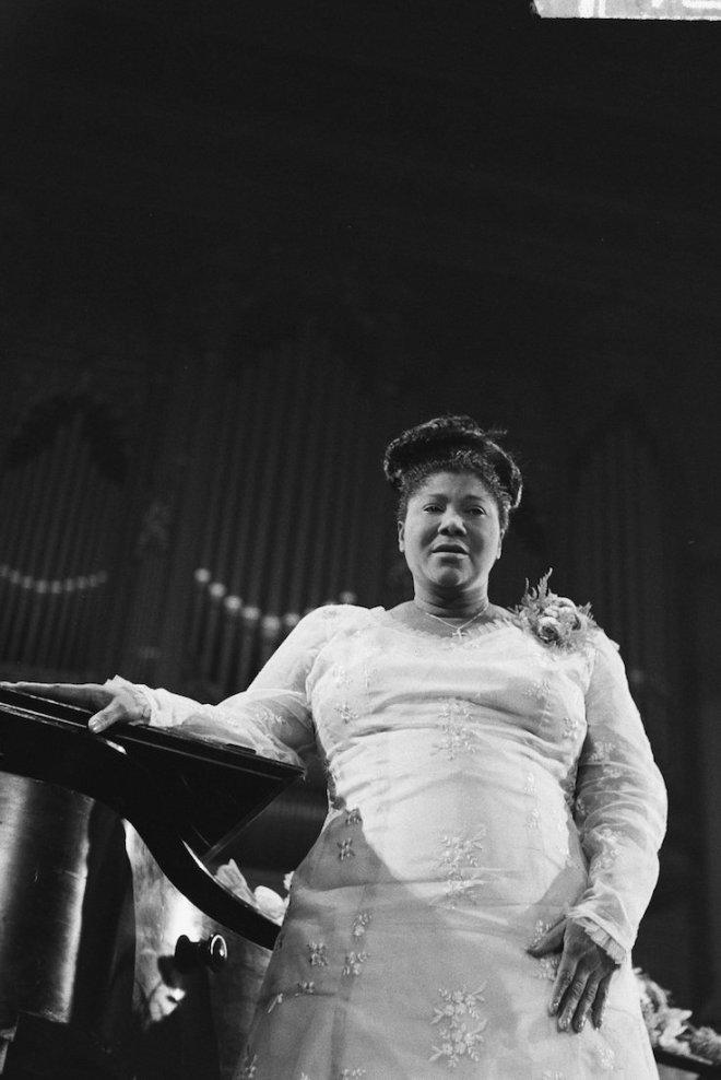 Mahalia Jackson, African American History, Black History, Gospel Music, KOLUMN Magazine, KOLUMN, KINDR'D Magazine, KINDR'D, Willoughby Avenue, WRIIT, Wriit,