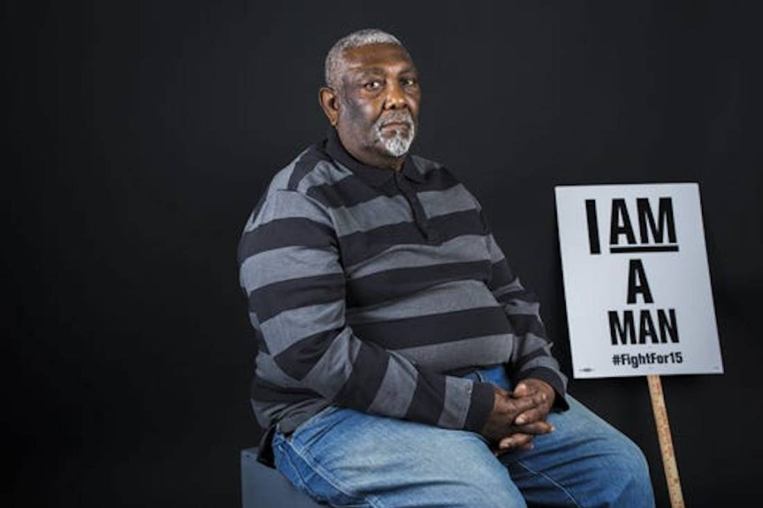 Baxter Leach, Memphis Sanitation Workers, Civil Rights Activist, Boycott, African American History, Black History, KOLUMN Magazine, KOLUMN, KINDR'D Magazine, KINDR'D, Willoughby Avenue, WRIIT, Wriit,