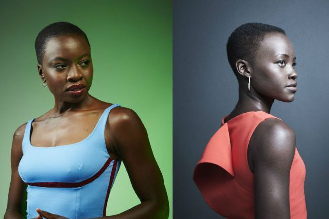 Lupita Nyong'o, Danai Gurira, Americanah, African American Film, African American Entertainment, Black Film, Black Entertainment, KOLUMN Magazine, KOLUMN, KINDR'D Magazine, KINDR'D, Willoughby Avenue, WRIIT,