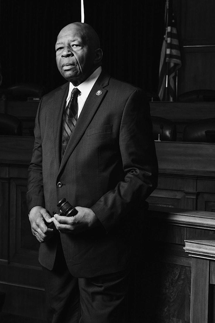 Elijah Cummings, Civil Rights Leader, Civil Rights Icon, African American Politics, African American Activist, Black Politics, Black Vote, African American History, Black History, KOLUMN Magazine, KOLUMN, KINDR'D Magazine, KINDR'D, Willoughby Avenue, WRIIT,