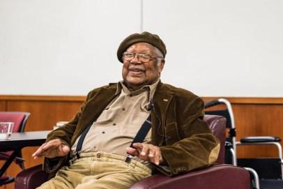 Ernest J. Gaines, African American Author, African American Writer, Black Author, Black Writer, The Autobiography of Miss Jane Pittman, KOLUMN Magazine, KOLUMN, KINDR'D Magazine, KINDR'D. Willoughby Avenue, Wriit,