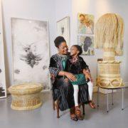 Meisha Johnson, Neema Gallery, African American Art, Black Art, KOLUMN Magazine, KOLUMN, KINDR'D Magazine, KINDR'D, Willoughby Avenue, Wriit,