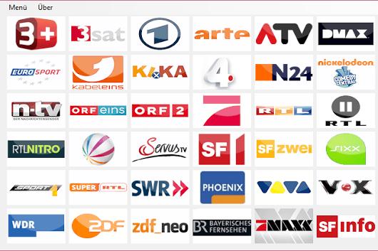 ملف قنوات m3u iptv playlist للقنوات الالمانية والاوروبية Germany Europe 24/02/2019