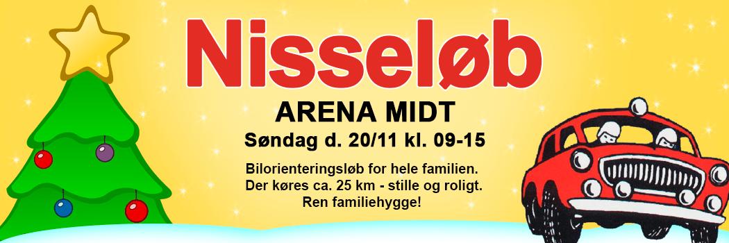 Nisseløb i Kjellerup 2016