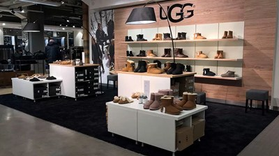 Selected brands/ Ugg