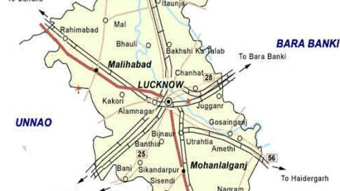 Lucknow Metro Map.Real Estate Investments In Lucknow And Kanpur Investor S Choice