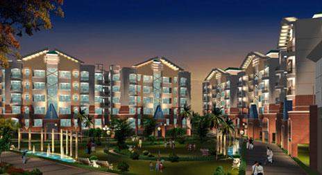 Hill View Apartments, Baddi