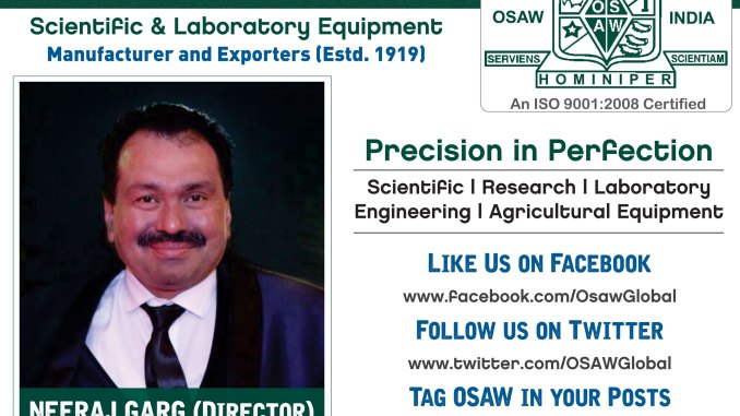 OSAW India - Agriculture Equipments