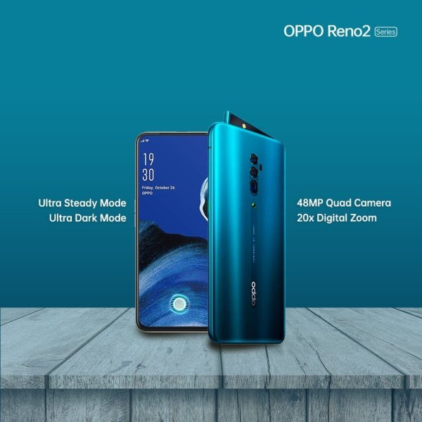 Oppo Reno2 Phones With Top Notch Specs For Sale