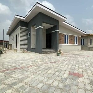 Bungalow For Sale At Vantage Court Lekki