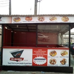 Tasty Fish & Grill Republik For Good People Ajah