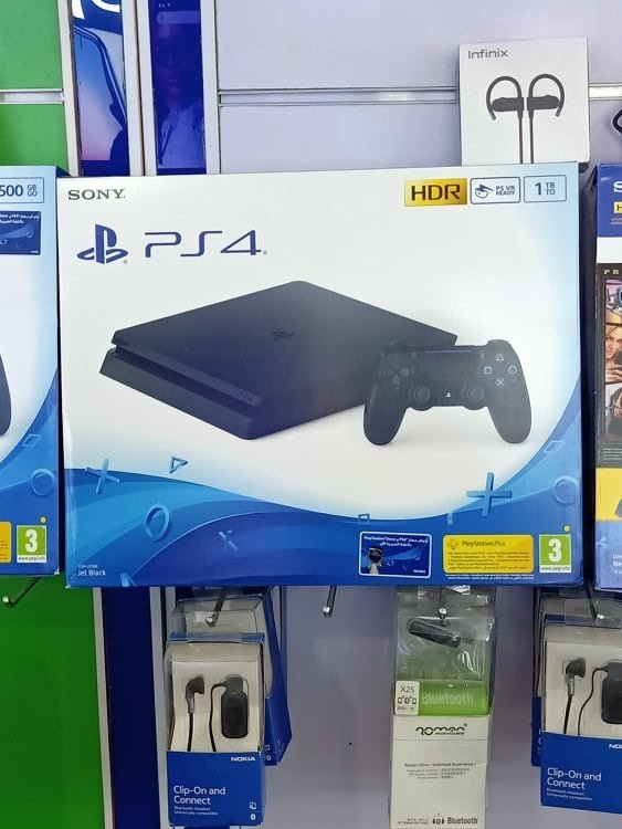 Buy No1 PS4 Pro Console For Sale In Nigeria