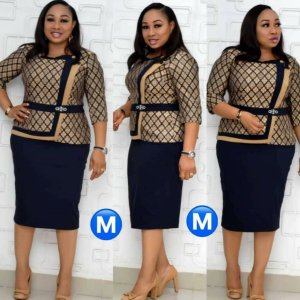 Turkey Skirt And Blouse For Sale In Nigeria