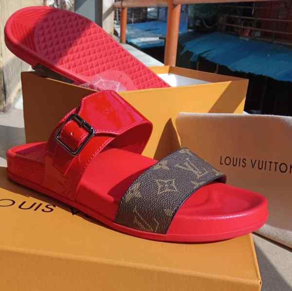 Louis Vuitton Men's Sandals For Sale In Lagos