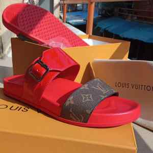 Buy Louis Vuitton Men's Sandals In Lagos