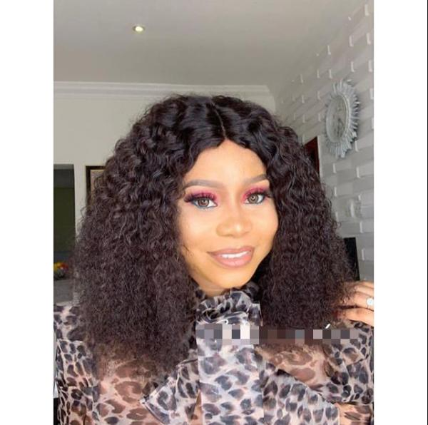 Curly Wigs With Closure For Sale In Lagos