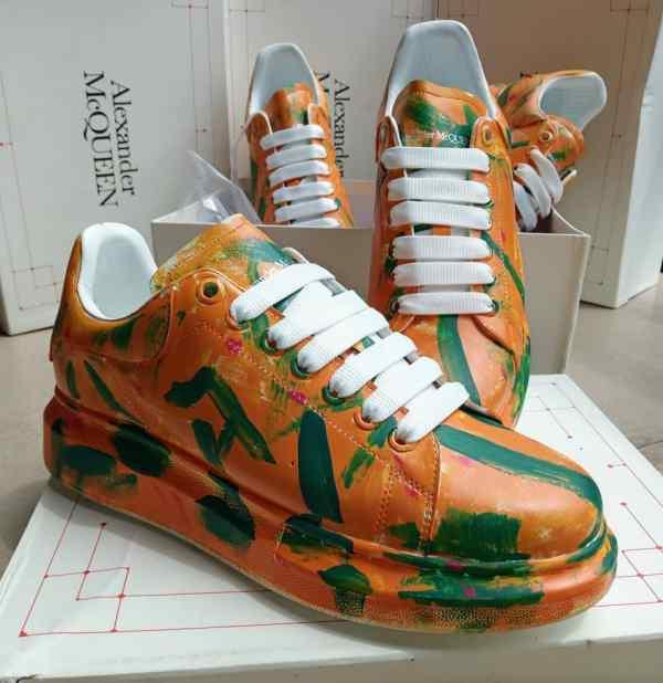 Shop Alexander Mcqueen Sneakers In Lagos