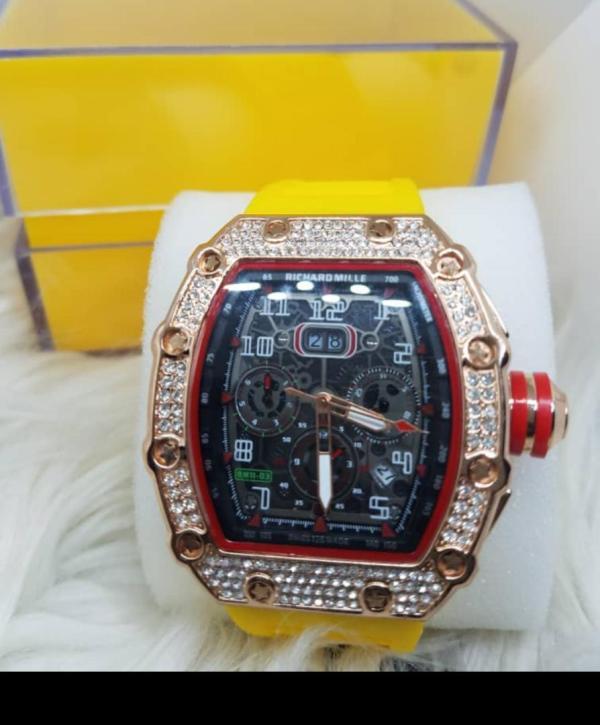 Richard Mille Wrist Watch For Sale Nigeria