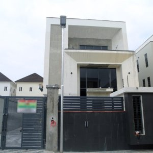 Detached Duplex For Sale In Lekki