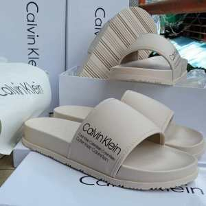 Calvin Klein Slide Slippers For Sale In Lagos