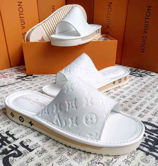 Louis Vuitton Slides For Sale In Nigeria