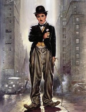 Charlie Chaplin: Als ich mich selbst zu lieben begann …