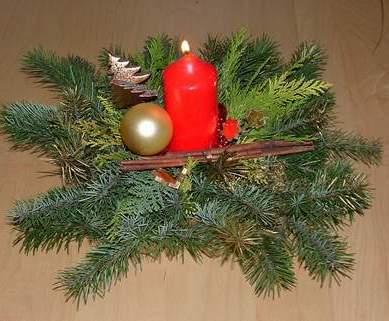 Das nächste Weihnachtsfest kommt bestimmt …
