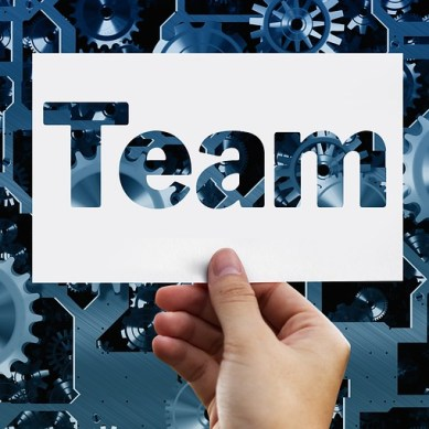 Teamarbeit bedeutet: Vom ich zum WIR!
