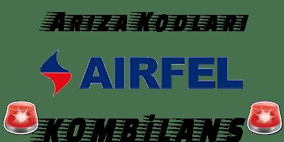 ArızaKodu Airfel