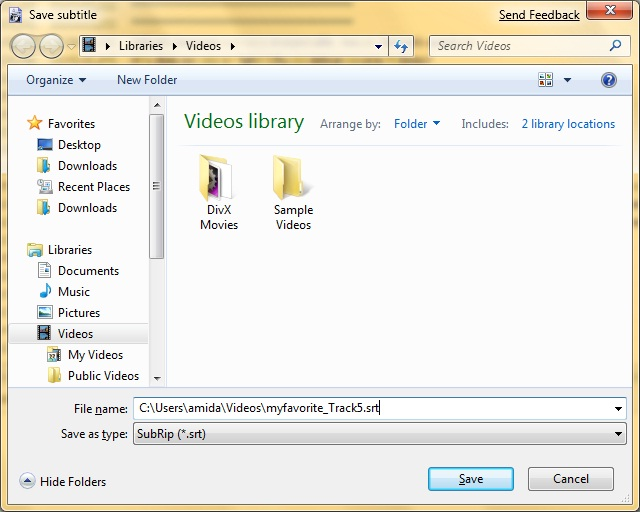 How to Convert MKV to AVI with Soft Subtitle for PS3kombitz