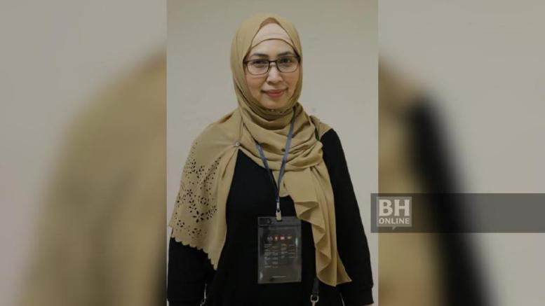 Penerbit Eksekutif ABPBH 33, Nurhul Huda Khalid. - NSTP/Asyraf Hamzah
