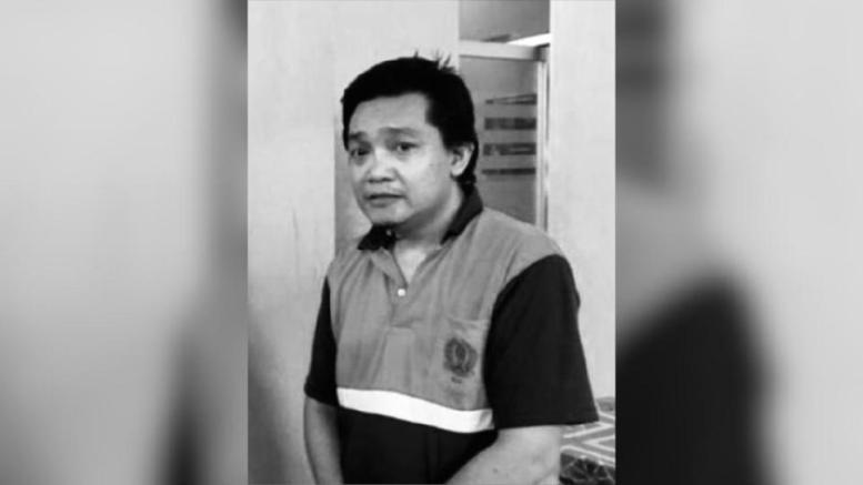 Allahyarham Benjy menghembvskan nafas terakhir akibat peny4kit asma di Royal Prima Hospital, Medan, Indonesia, pagi tadi.