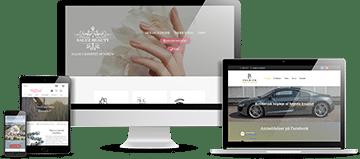 Ny hjemmeside: Hjemmeside design - Design af hjemmeside og webshop