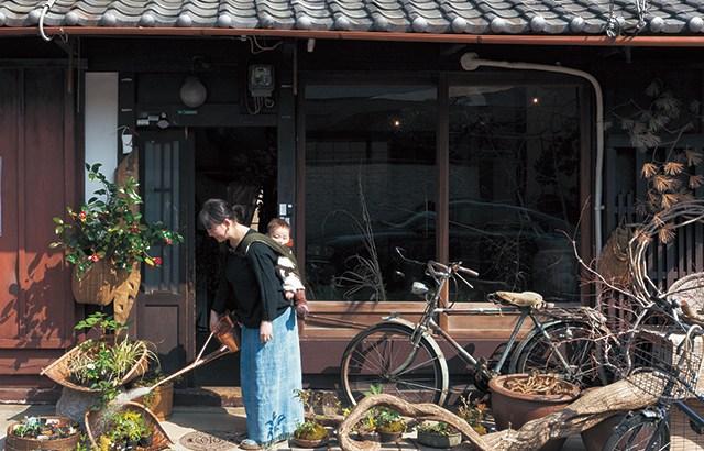 京都府/西山邸