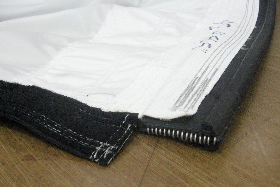 filter belt edging