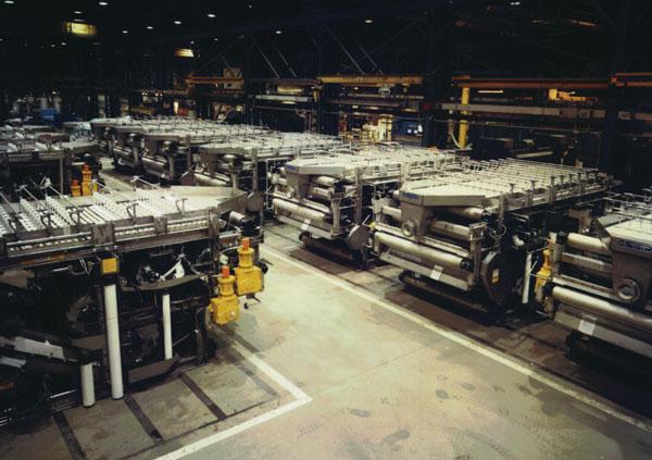 Kompress Belt Filter Press assembly