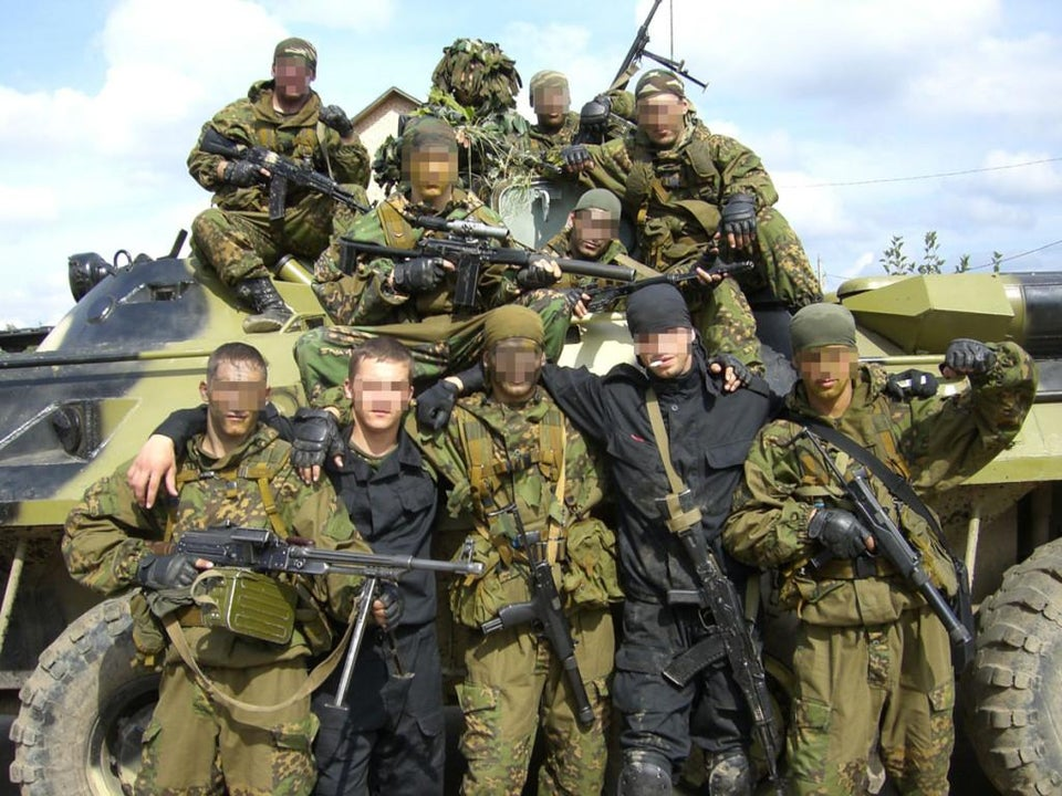 GRU (Military Intelligence) Spetsnaz