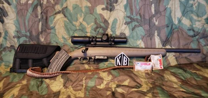The modern scout rifle project