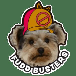 Fudd Busters Logo