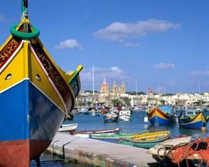 bateau colore