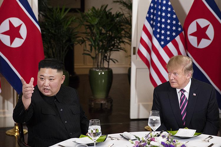 Los intereses ocultos de la visita de Trump a Kim Jong-Un