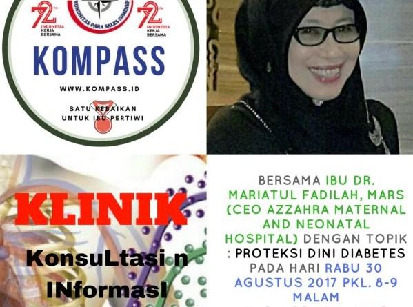 Program KLINIK Kompass 30 Agustus 2017
