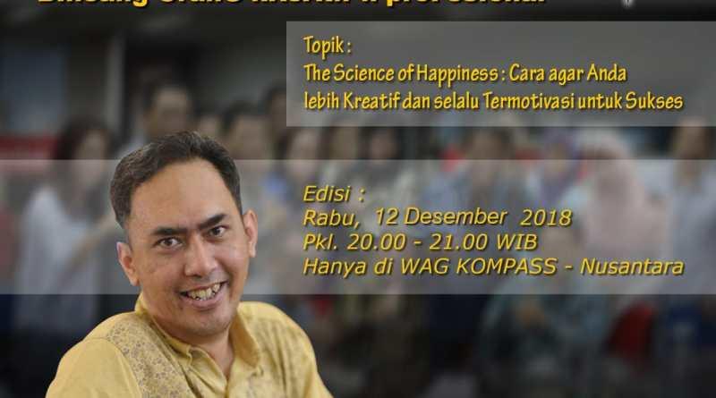 Program Biografi KOMPASS Nusantara 12 Desember 2018