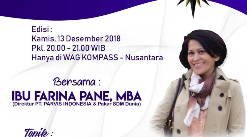 Program OBSESI KOMPASS Nusantara 13 Desember 2018