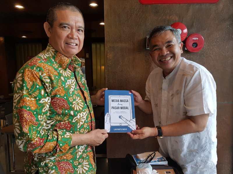 Lahyanto Nadie Sanding Menikmati jadi Orang Bebas Merdeka