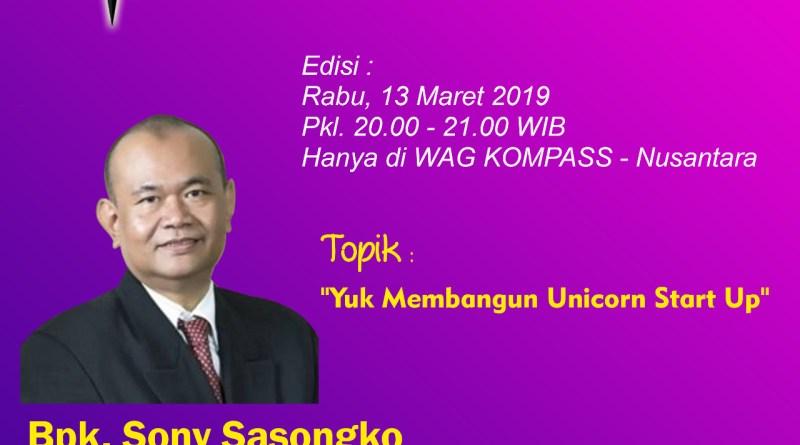 Program Biografi KOMPASS Nusantara 13 Maret 2019